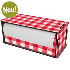 Werkhaus Shop - Küchenrollenbox - Vichy