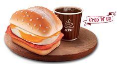 Menu - Weekday - Egg Riser   KFC Malaysia