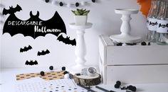 Regalo imprimibles para halloween, diseño de H A B I T A N 2 http://habitandos.blogspot.com.es