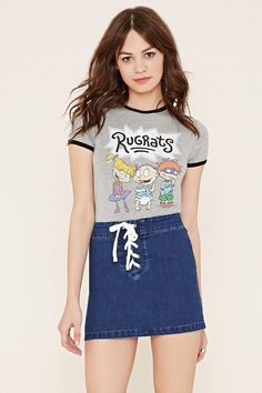 Rugrats Graphic Tee #thelatest