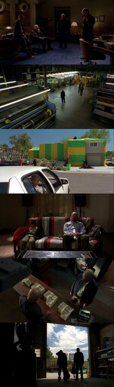 Breaking Bad (2008 - 2013) Season 5 Episode 3:Hazard Pay.