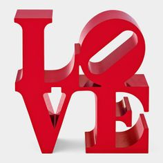 Robert Indiana: Love Replica                                                                                                     | MoMA