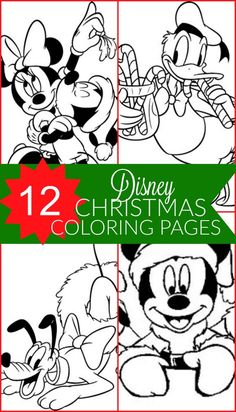 5 Free Christmas Printable Coloring Pages – Snowman, Tree, Bells