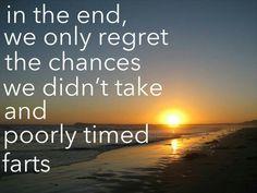 Regrets
