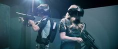 'The Void' is a VR Experience which Fuses Physical and Virtual Reality Environments - Road to VR