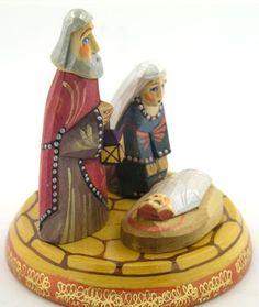 Russian  Nativity