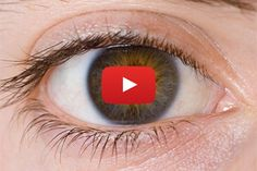Animation of twitching eyelids.