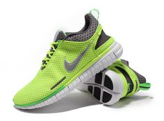 brand new a698e 04904 Nike Free OG 14 BR Men Fluorescent Green Nike Shoes For Sale, Nike Free  Shoes