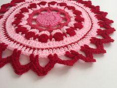 Anonymous #Crochet MandalasForMarinke + pregnancy-related #depressionawareness info