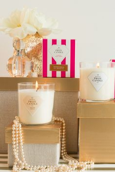 Instant Appraisal of Your Prize | Prize Candle