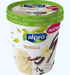 Ice Cream   Vanilla   Alpro