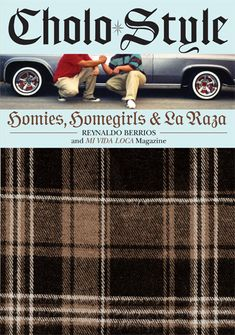 Cholo Style.Want this book