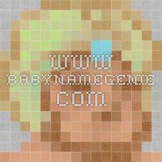 www.babynamegenie.com