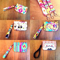 KYEbags handmade bags and accessories: Wallets, wrist straps and Crafty Mart!