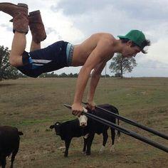 country boys... love the boots hahaha Country Boys Love, Hot Country Men, Cowboy Suit, Cowboy Boots, Redneck Boys, Hot Cowboys, Farm Boys, Teen Boys, Cute Gay