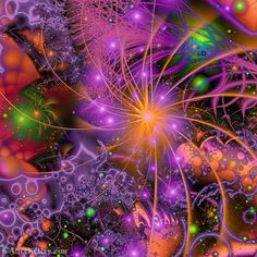 Alice Kelley's Fractal Gallery - One with Everything