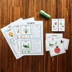 Cresco, gioco, imparo: alla scoperta degli insetti Monopoly, Games, Nature, Environment, Naturaleza, Gaming, Nature Illustration, Off Grid, Plays