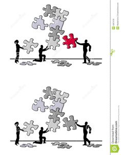 Team Puzzle Piece Problem Solving Stock Illustration - Illustration of group, cooperation: 4267478 Puzzle Pieces, Teamwork, Problem Solving, Royalty Free Stock Photos, Group, Vector Icons, Illustration, Character, People