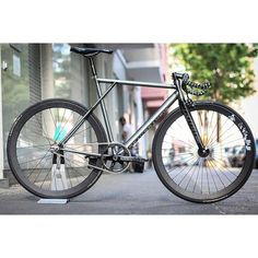 Fixed gear bike 2014 BB17
