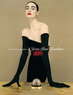 Jean Paul Gaultier (Perfumes) 1999 Fragile Vintage advert Perfumes | Hprints.com