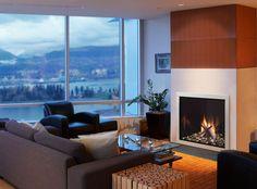 Heat & Glo Lux Gas Fireplace
