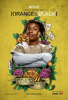 Orange is the New Black I love her so so much