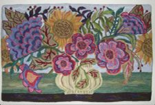 Hill Country Rug Works - Designs by Bea Brock