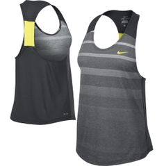 Nike Women's Dri-FIT Cotton Stripe Tennis Tank Top - Dick's Sporting Goods