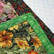 Two Easy & Quick Quilt Binding Methods - via @Craftsy