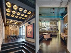 Dogs&Tails Bar and Café by Sergey Makhno Architects, Kiev – Ukraine » Retail Design Blog