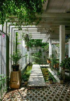28 Pergola Design Ideas - The Architects Diary #ModernGarden