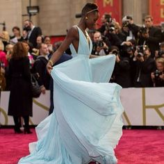 Wedding Dress Inspiration from the 2014 Oscars