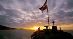 About Basque Country Basque Country, Videos, Celestial, Sunset, Outdoor, Cozy, Earth, Countries, Sunsets