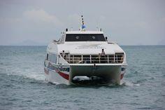 Express Boat at Nathon Pier, Koh Samui