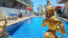 Hotel Blue Sky Residence Patong Beach