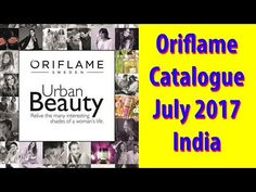 Oriflame July Catalogue 2017 | Oriflame India Catalog July Highlights & Best Offers I Bollywood Info - YouTube