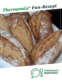 Dinkelspitzen von Tante Tessa. Ein Thermomix ®️️ Rezept aus der Kategorie Brot & Brötchen auf www.rezeptwelt.de, der Thermomix ®️️ Community.