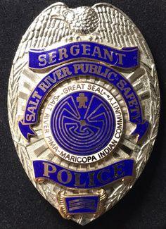 Sergeant, Salt River Public Safety, Maricopa Indian Community