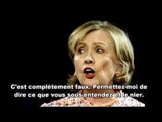 12 minutes de mensonges d'Hillary Clinton - YouTube