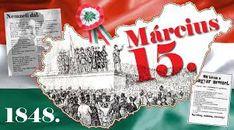 március 15. ünnep – Google Kereső Dali, Hungary, March, Teaching, History, Google, Youtube, Life, Literature