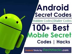 Android Secret Codes and Hidden Codes 2020 are used to access the hidden features in android phone. here is the best hidden codes, dialer, Screen,working Tricks, Hacks codes Hacking Apps For Android, Android Phone Hacks, Cell Phone Hacks, Smartphone Hacks, Android Art, Android Design, Wallpapers Android, Android Secret Codes, Android Codes