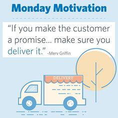 A simple lesson that so many businesses forget: deliver what you promise. Do this and you will build valuable trust with your customers. Merv Griffin, Social Media Challenges, Small Business Quotes, Motivational Quotes, Inspirational Quotes, You Promised, Monday Motivation, Finance, Thoughts