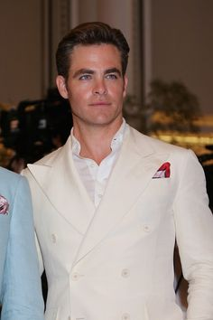 """Actor Chris Pine attends the Fan Screening of the Paramount Pictures title """"Star Trek Beyond"""" on August 16, 2016 at Lotte World Tower Mall in Seoul, South Korea."""
