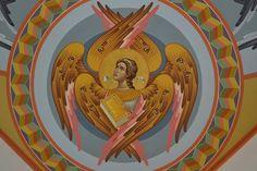 Faith Of Our Fathers, Byzantine Art, Art Themes, Christian Art, Religious Art, Line Art, Christianity, Saints, Drawings