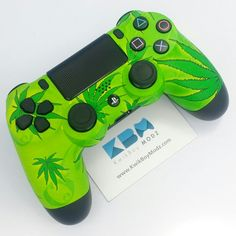 Friendly 420 PS4 Controller Shipping Out from www.KwikBoyModz.com  #KwikBoyModz #CustomController #CustomControllers #Controller #Controllers #ModdedController #ModdedControllers #NewController #ControllerMods #Gaming #Gamer #GamerGirl #GirlGamer #Gamers #PS4 #DS4 #PS4Controller #DualShock4 #CustomPS4Controller #ModdedPS4Controller #420 #Weed #WeedController #PotLeaf