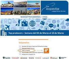 iP Hoteles - Top 5 - Expedia Chile