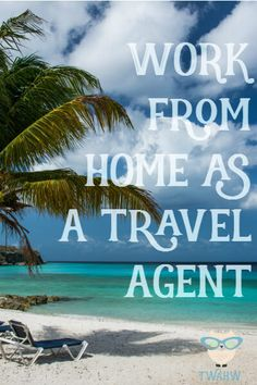 Love to travel? Learn how you can become a work from home travel agent and vacation specialist.
