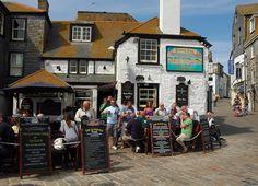 The Sloop Inn. The Wharf St Ives ...