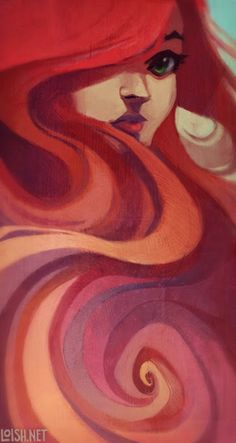 Lois Van Baarle(Loish)... | Kai Fine Art