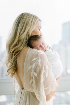 NYC Newborn Lifestyle Photographer by Michelle Lange Photography